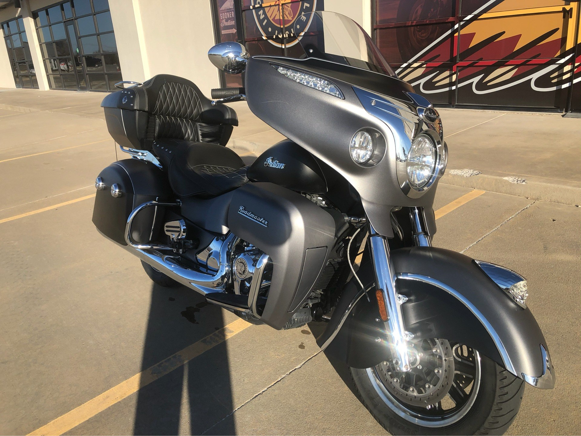 2019 Indian Roadmaster® ABS in Norman, Oklahoma - Photo 2