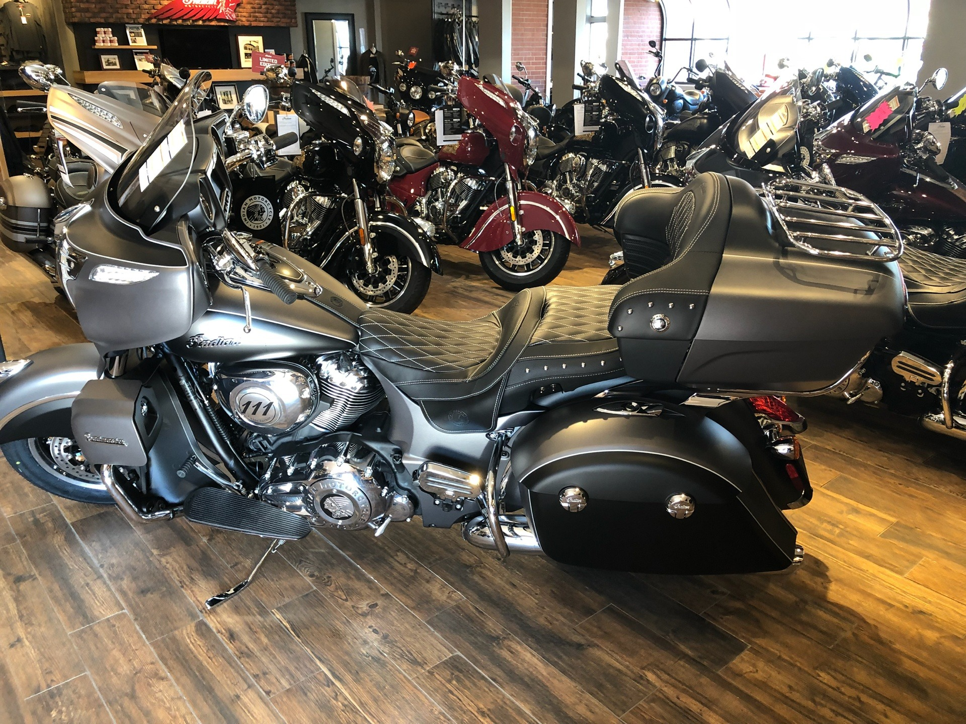 2019 Indian Roadmaster® ABS in Norman, Oklahoma - Photo 4
