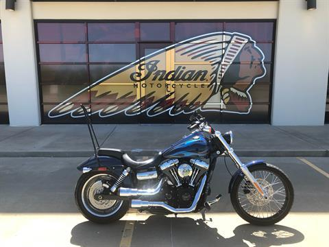 2013 Harley-Davidson Dyna® Wide Glide® in Norman, Oklahoma - Photo 1