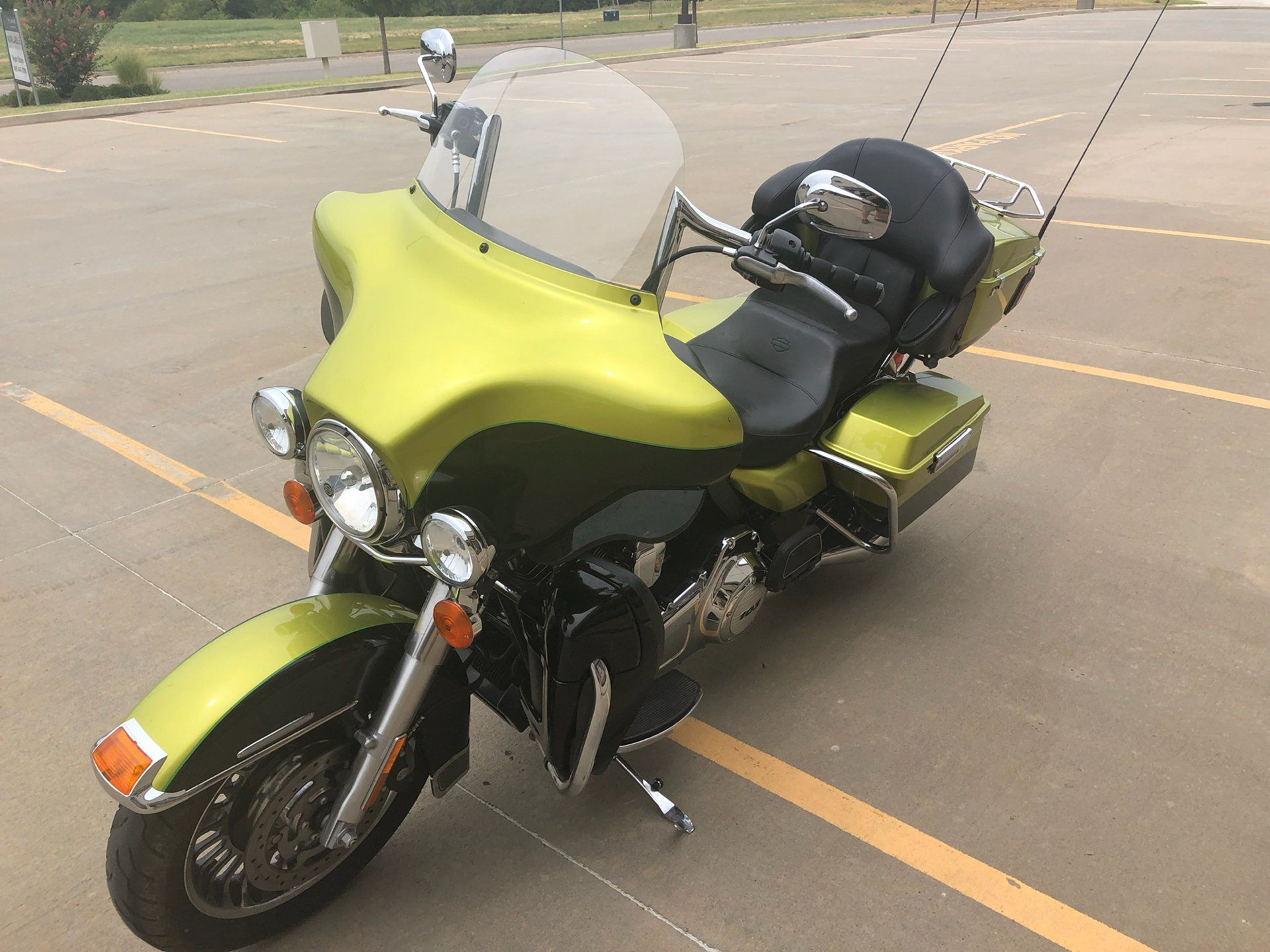 2011 Harley-Davidson Electra Glide® Ultra Limited in Norman, Oklahoma - Photo 3