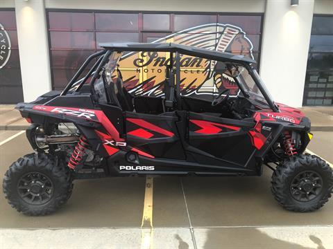 2018 Polaris RZR XP 4 Turbo EPS Fox Edition in Norman, Oklahoma - Photo 1