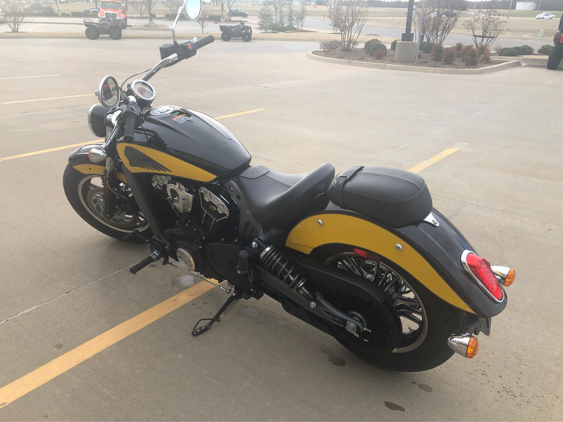 2019 Indian Scout® ABS Icon Series in Norman, Oklahoma - Photo 4