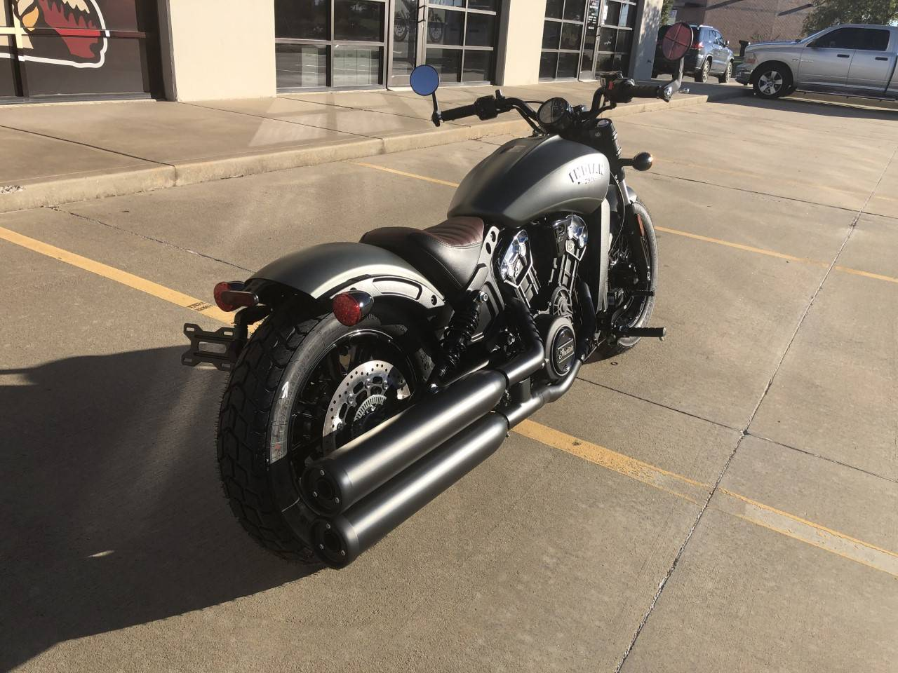 2021 Indian Scout® Bobber ABS in Norman, Oklahoma - Photo 8