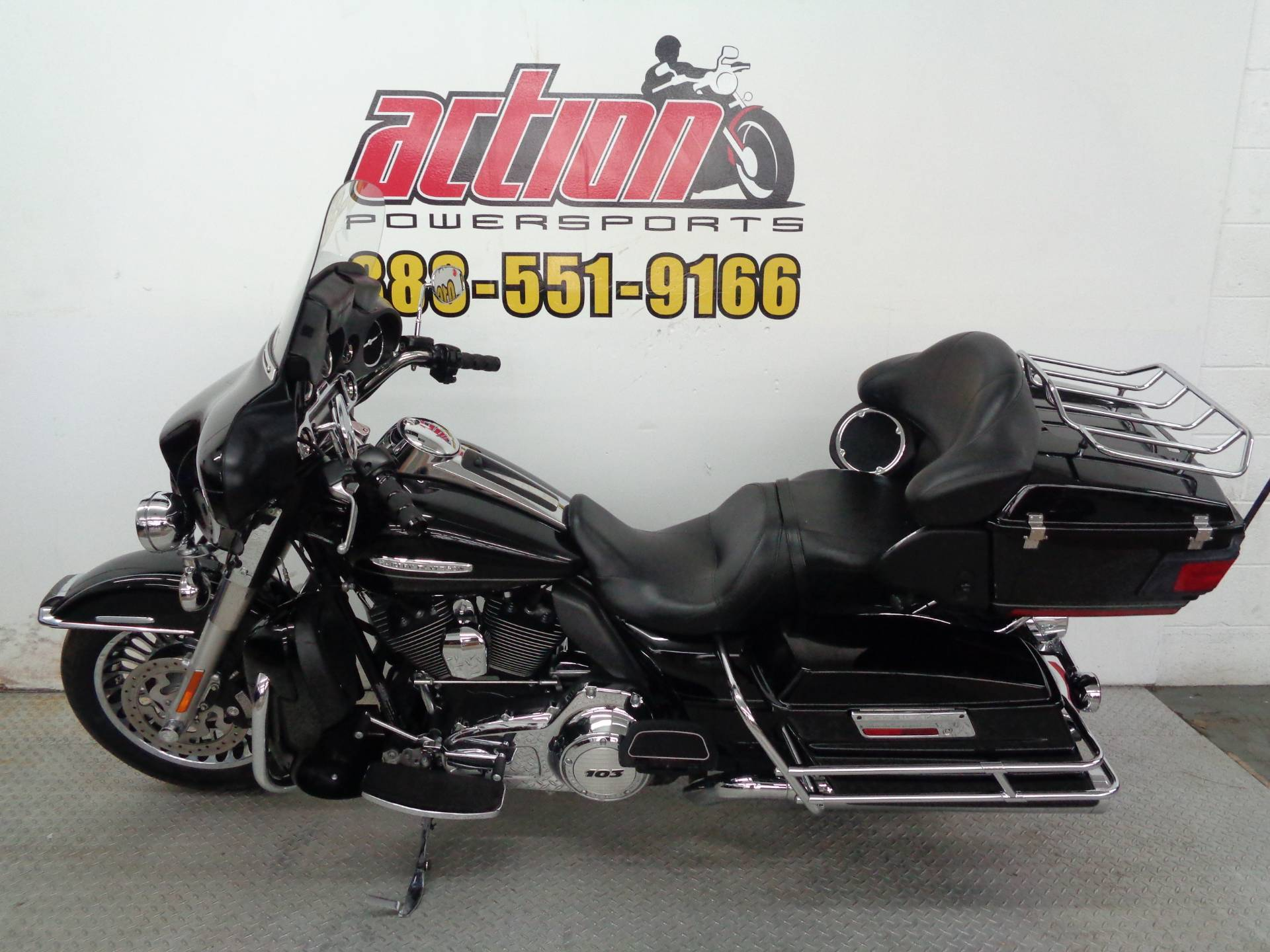 2013 Harley-Davidson Electra Glide® Ultra Limited in Norman, Oklahoma - Photo 1