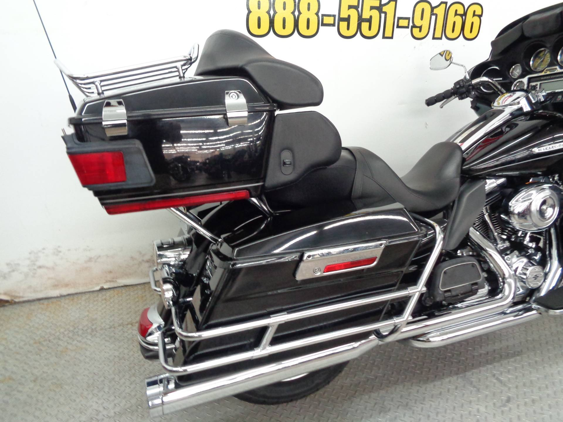 2013 Harley-Davidson Electra Glide® Ultra Limited in Norman, Oklahoma - Photo 9