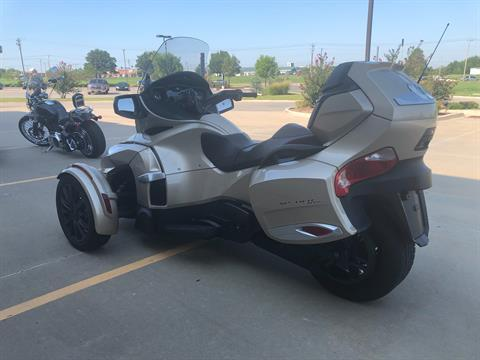 2018 Can-Am Spyder RT Limited in Norman, Oklahoma - Photo 4