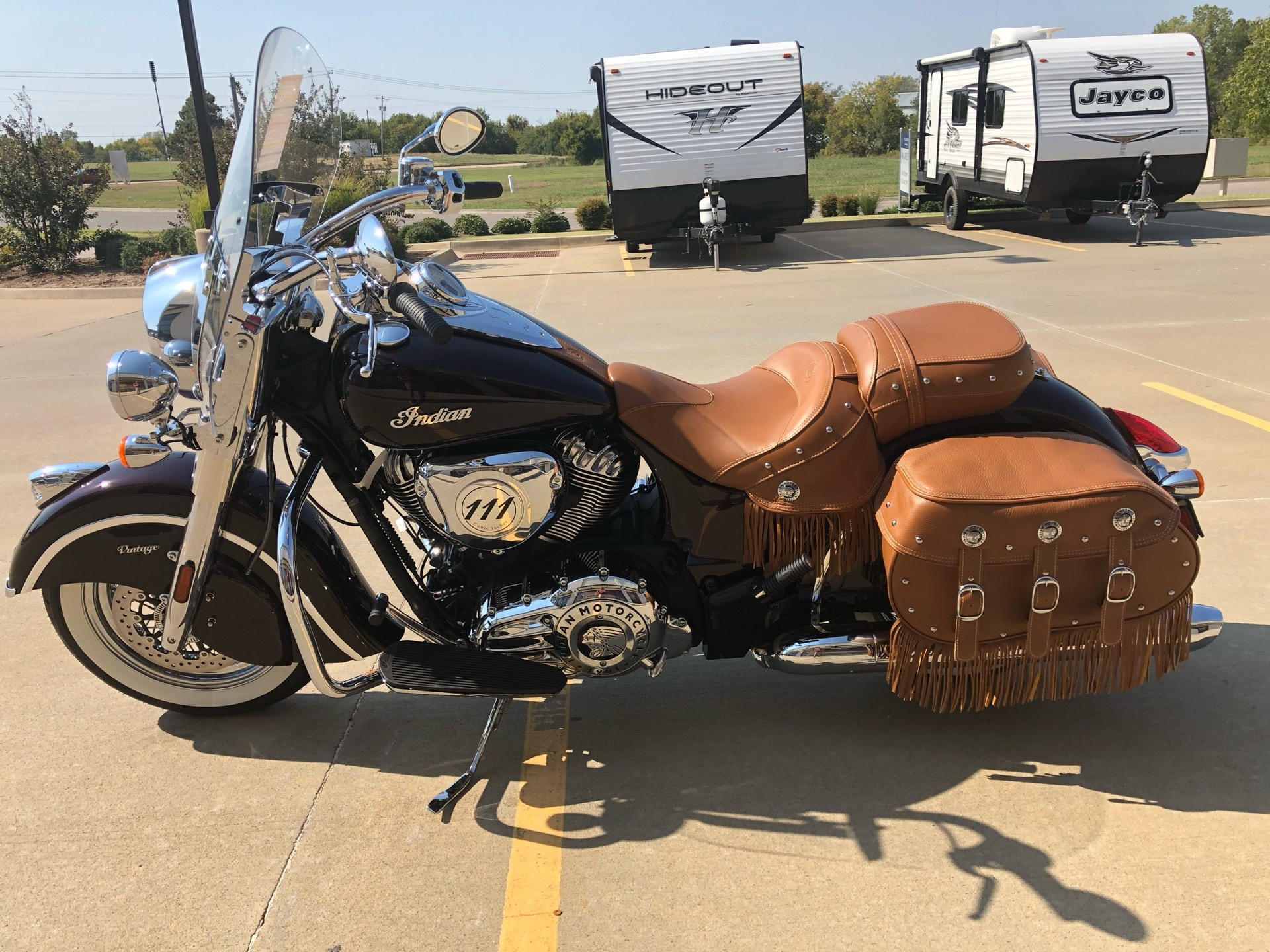 2021 Indian Vintage in Norman, Oklahoma - Photo 5