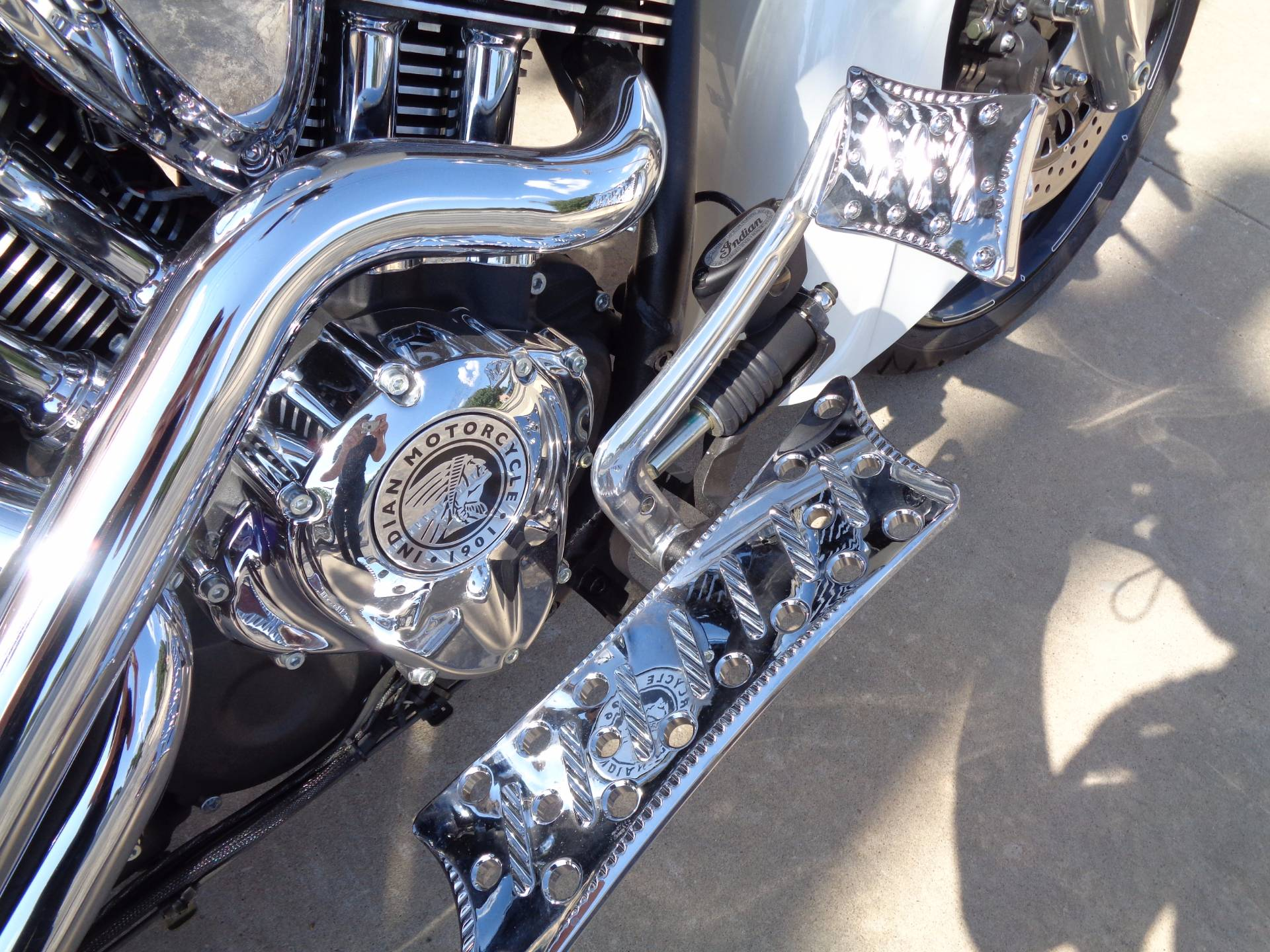 2016 Indian Chief® Classic in Norman, Oklahoma