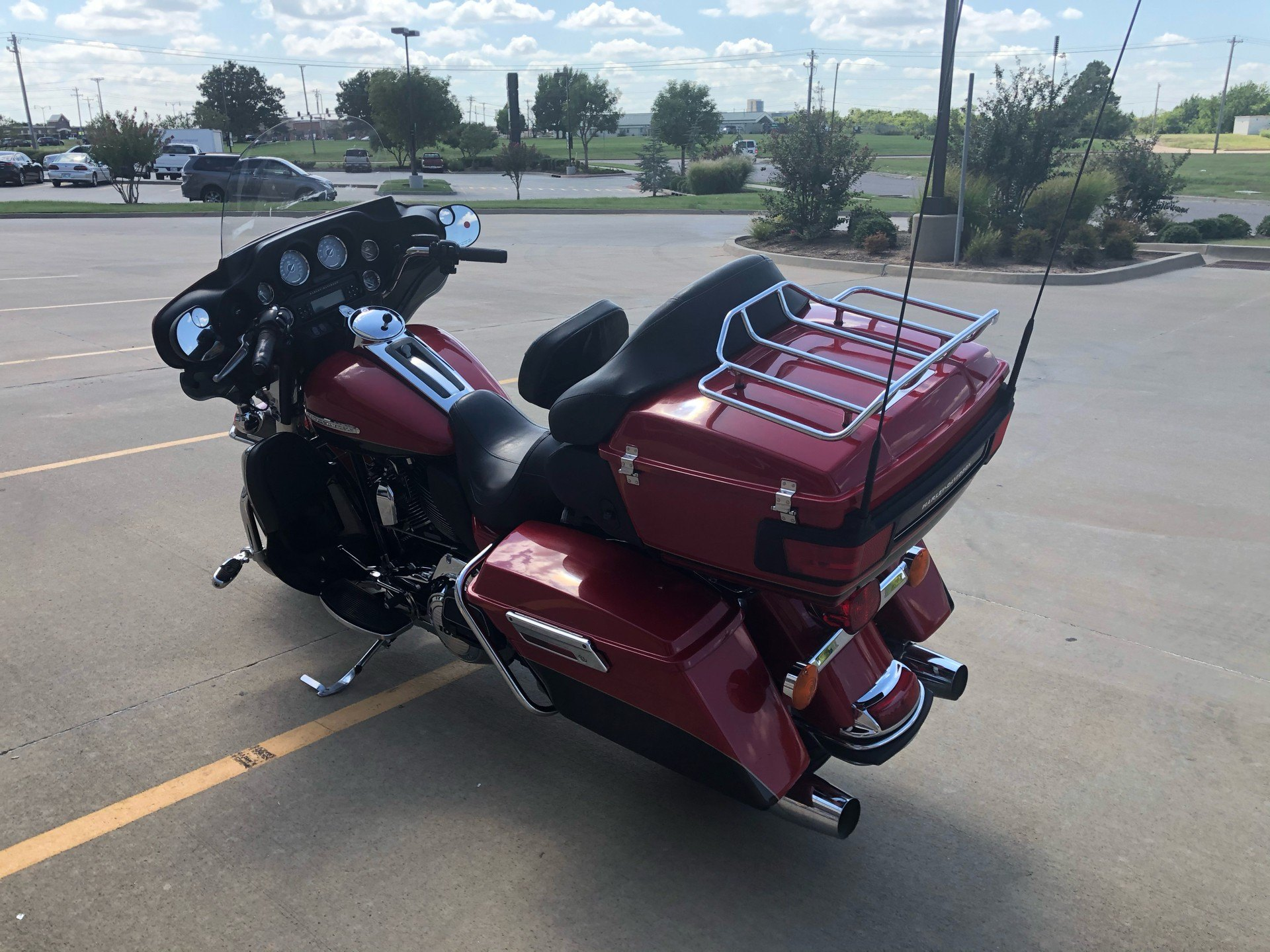 2011 Harley-Davidson Electra Glide® Ultra Limited in Norman, Oklahoma - Photo 6