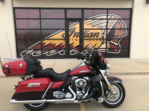 2011 Harley-Davidson Electra Glide® Ultra Limited in Norman, Oklahoma - Photo 1