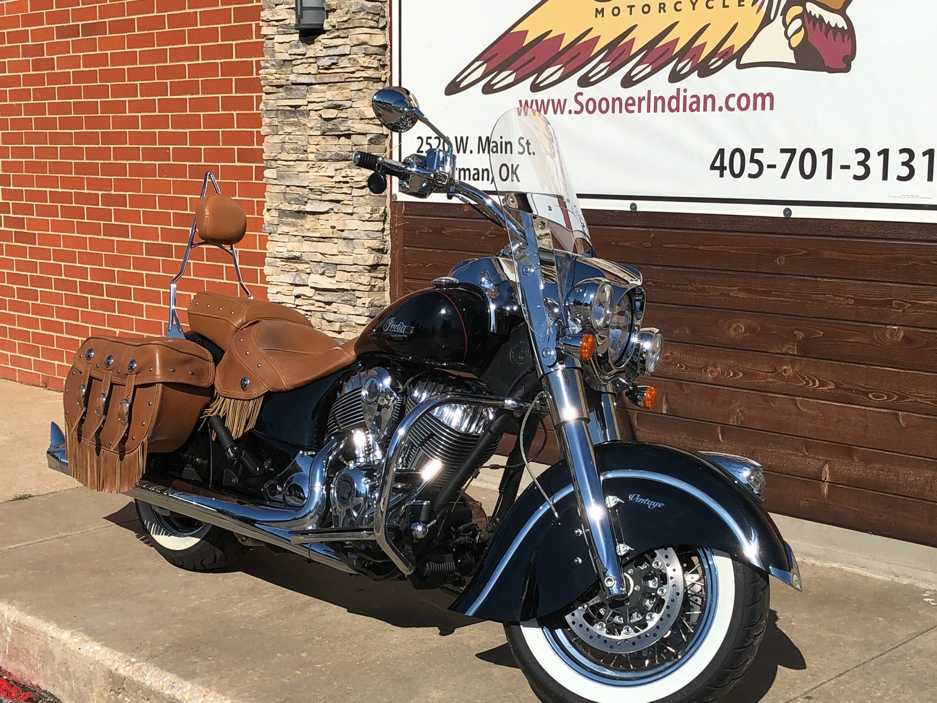 2015 Indian Chief® Vintage in Norman, Oklahoma