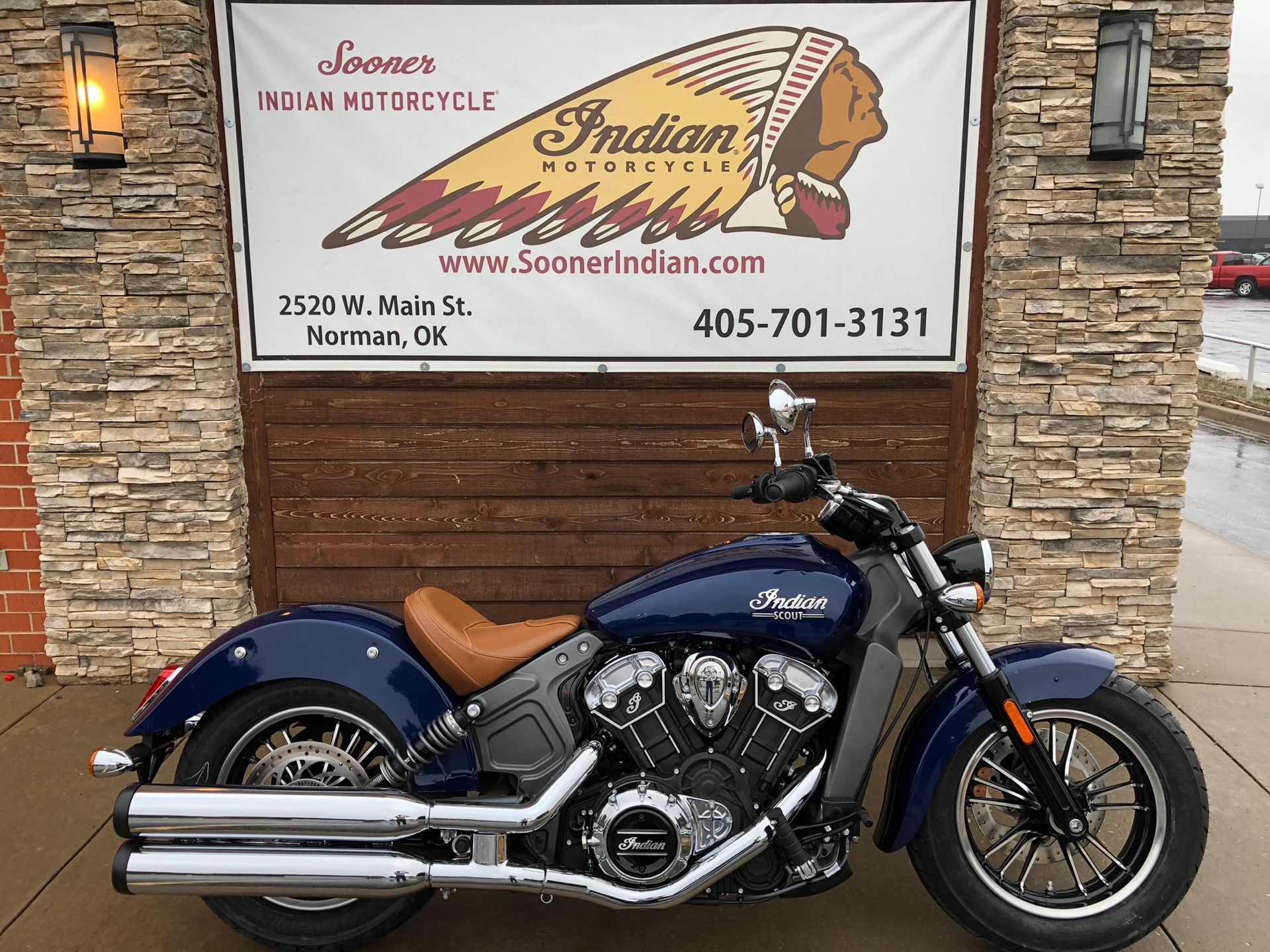 2019 Indian Scout® ABS in Norman, Oklahoma - Photo 1