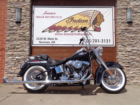 2014 Harley-Davidson Softail® Deluxe in Norman, Oklahoma