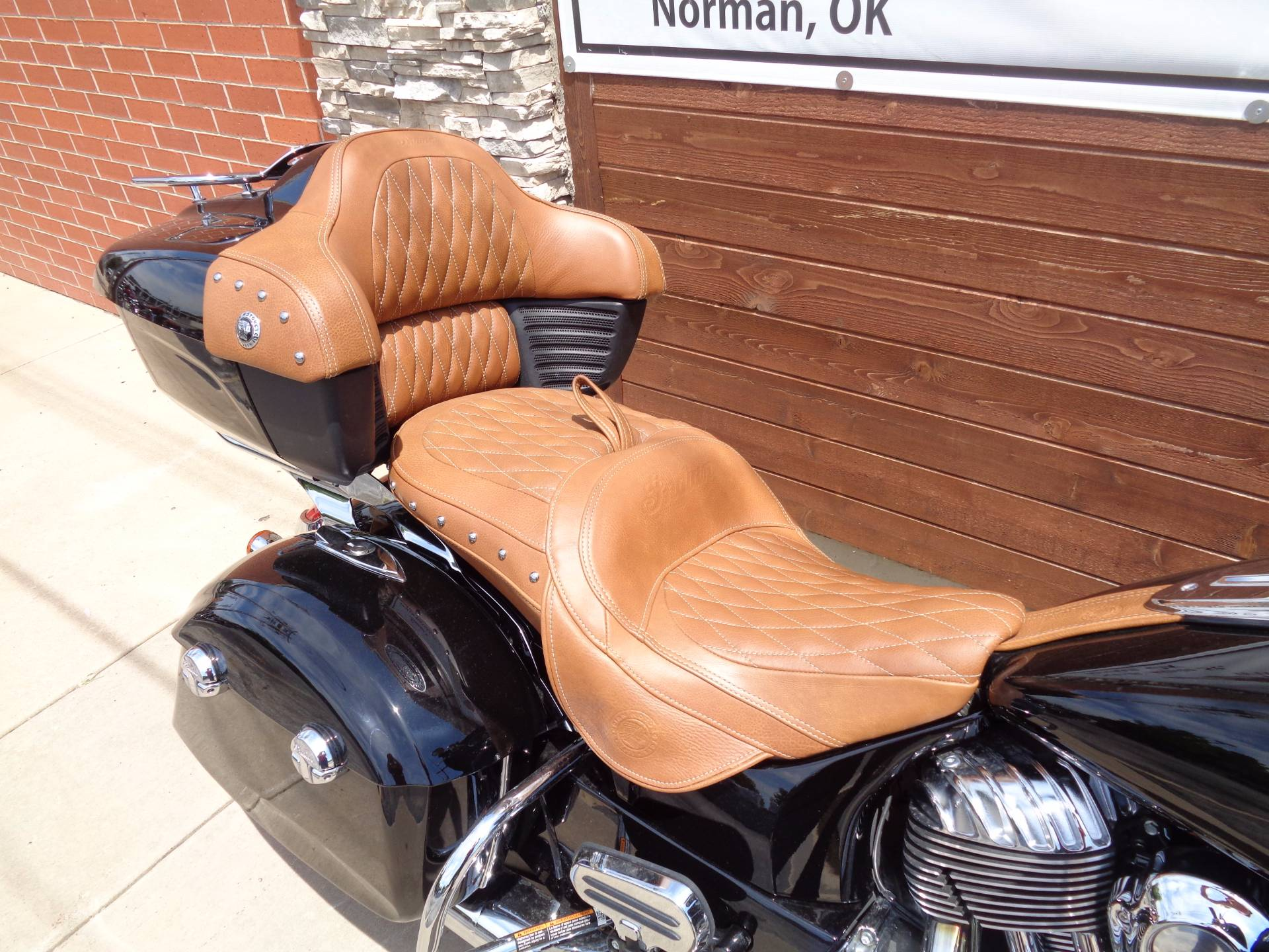 2016 Indian Roadmaster® in Norman, Oklahoma