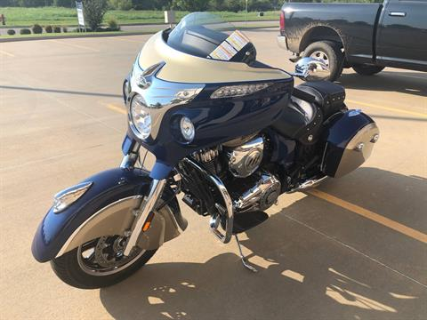 2019 Indian Chieftain® Classic ABS in Norman, Oklahoma - Photo 3