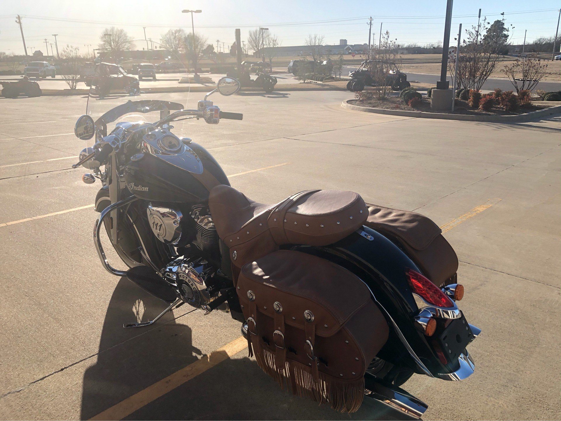 2017 Indian Chief® Vintage in Norman, Oklahoma - Photo 5