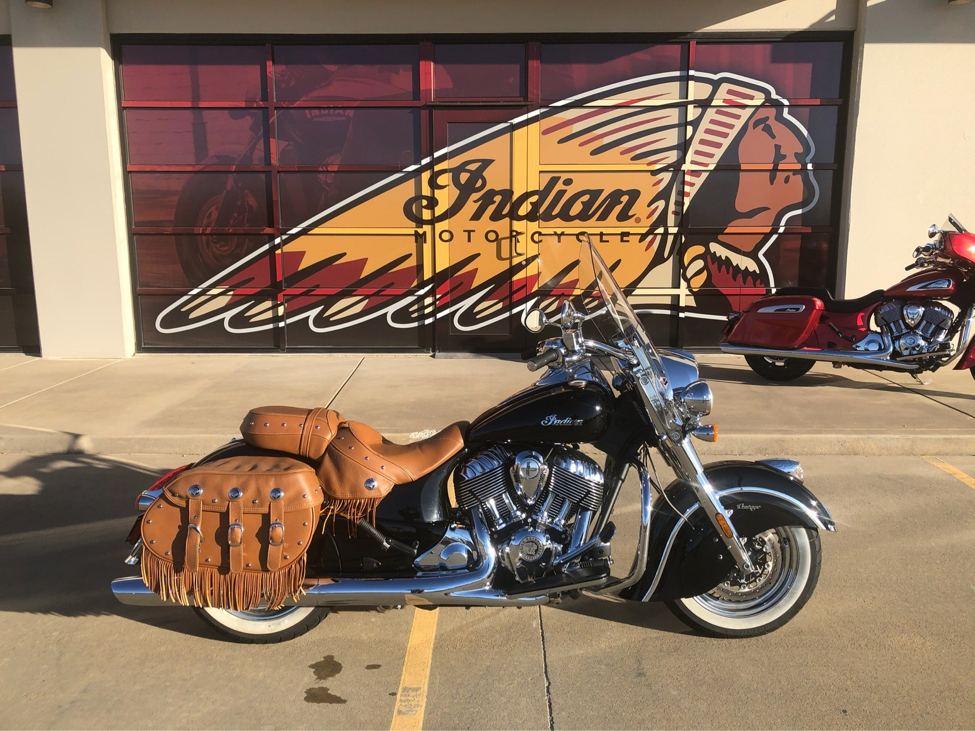2017 Indian Chief® Vintage in Norman, Oklahoma - Photo 1