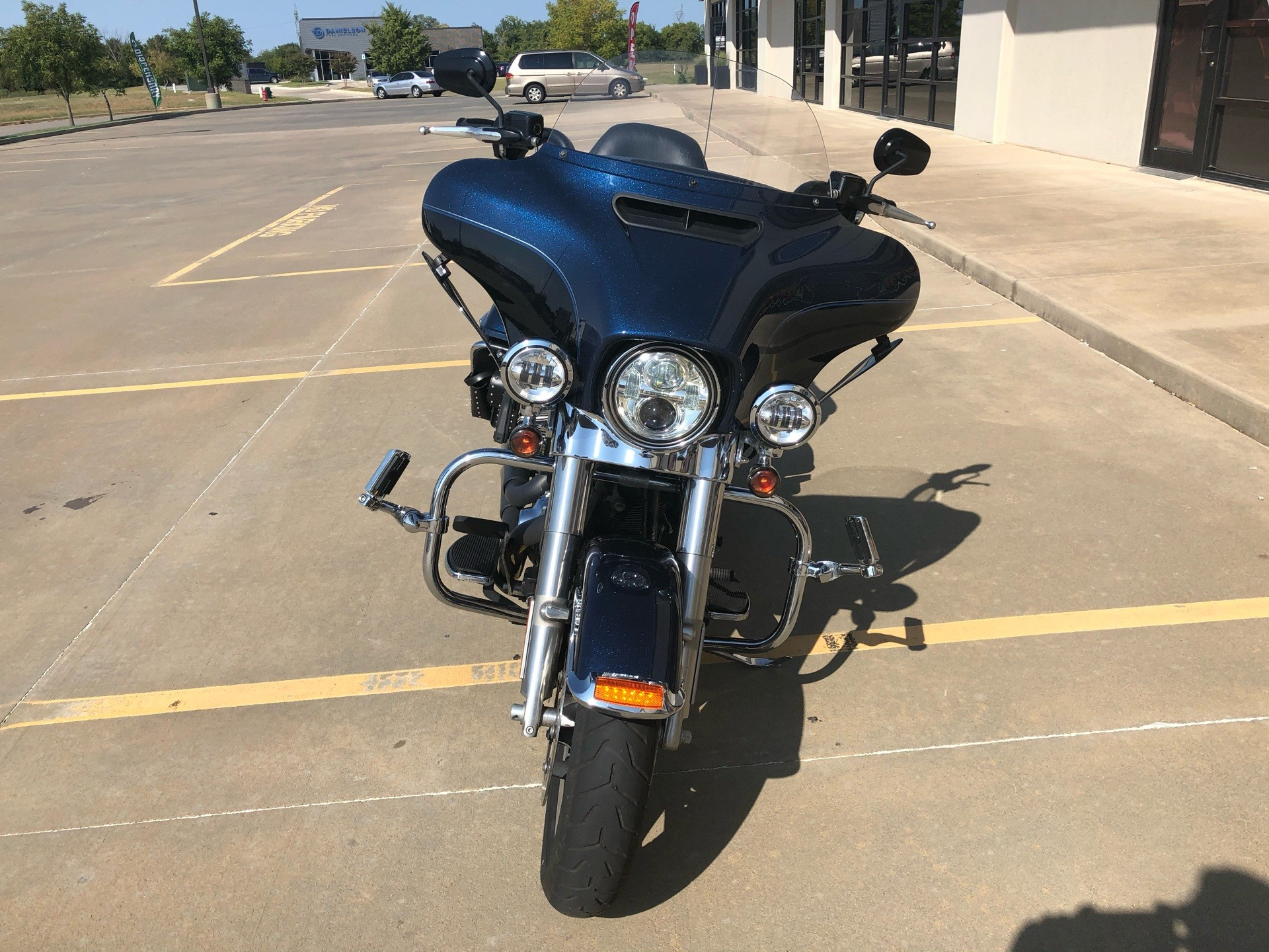 2014 Harley-Davidson Electra Glide® Ultra Classic® in Norman, Oklahoma - Photo 3