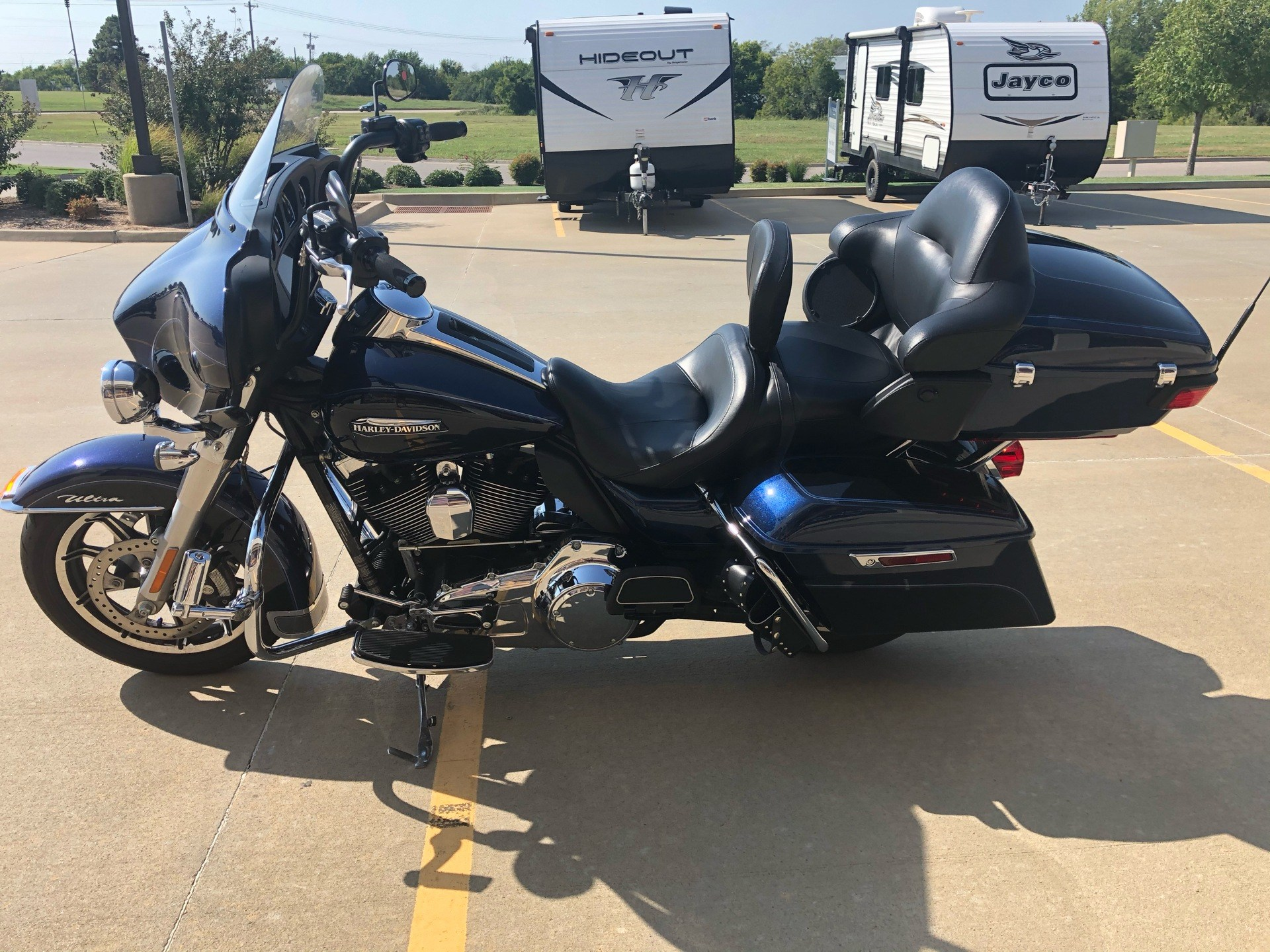 2014 Harley-Davidson Electra Glide® Ultra Classic® in Norman, Oklahoma - Photo 5