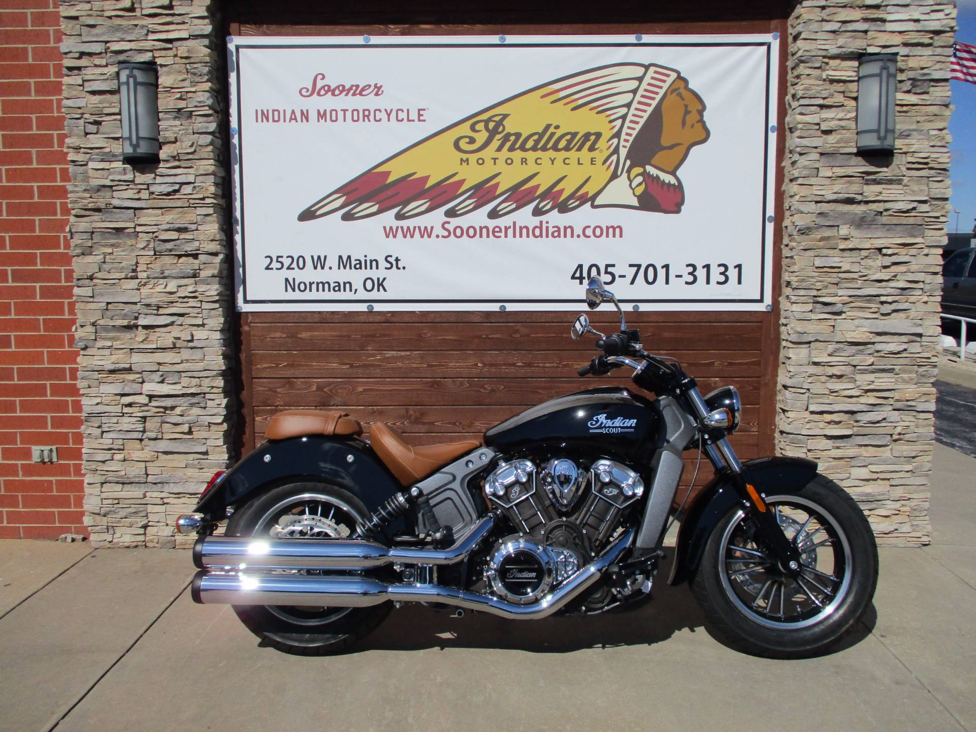2018 Indian Scout® in Norman, Oklahoma