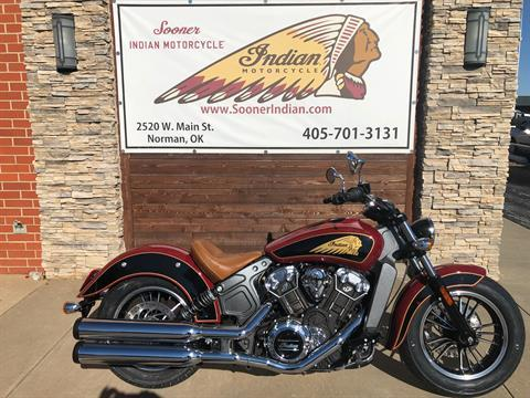 2019 Indian Scout® ABS in Norman, Oklahoma