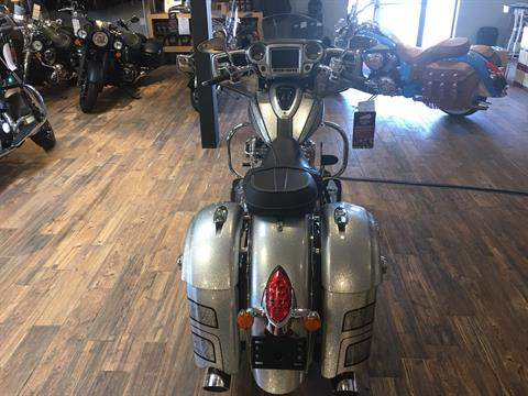 2018 Indian Chieftain Elite in Norman, Oklahoma