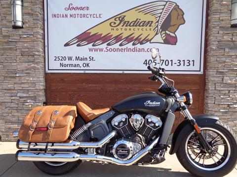 2016 Indian Scout™ in Norman, Oklahoma