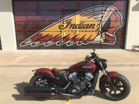 2020 Indian SCOUT BOBBER ABS in Norman, Oklahoma - Photo 1