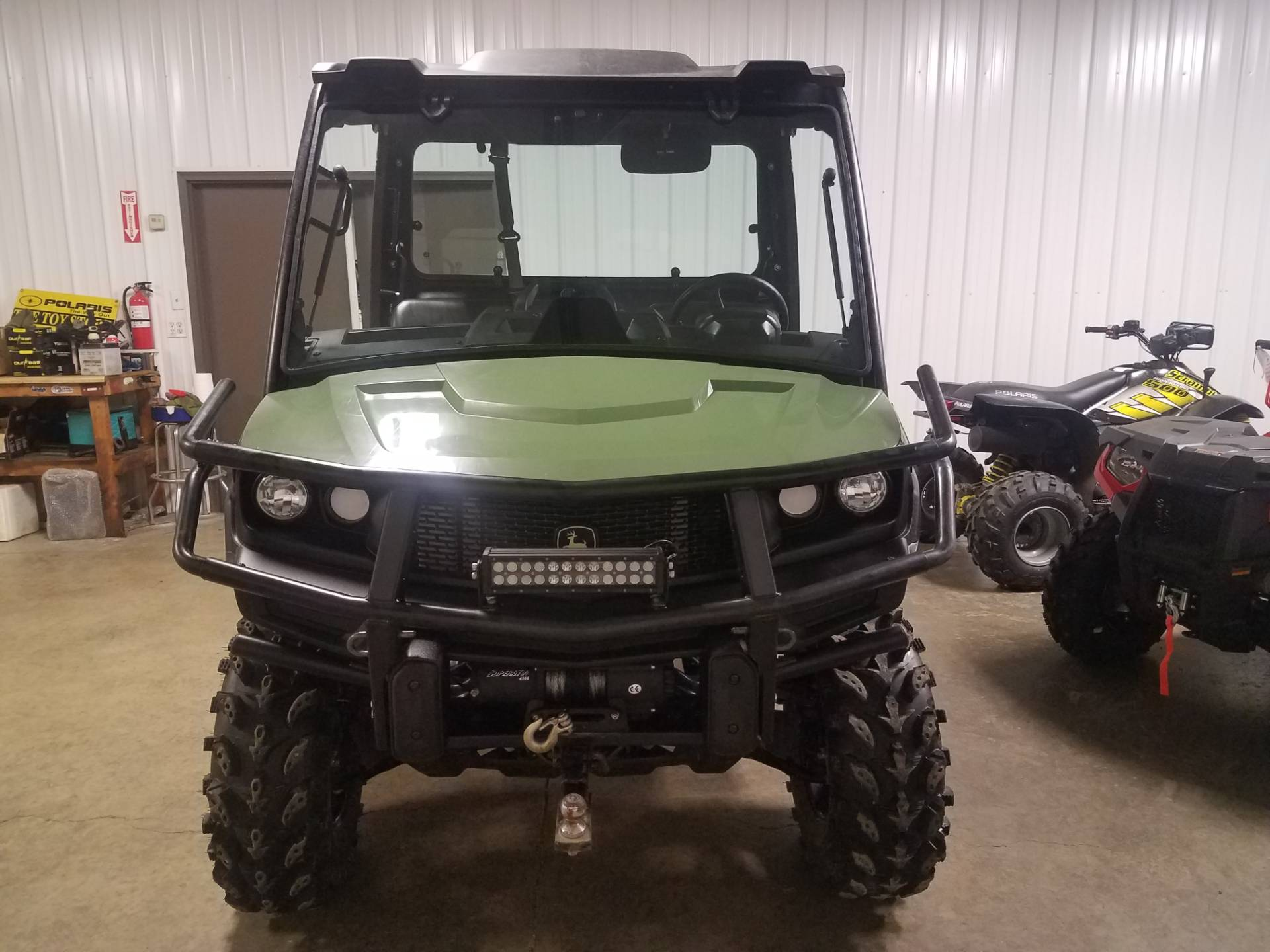 Used 2018 John Deere Gator Xuv835m Utility Vehicles In Thornville Oh