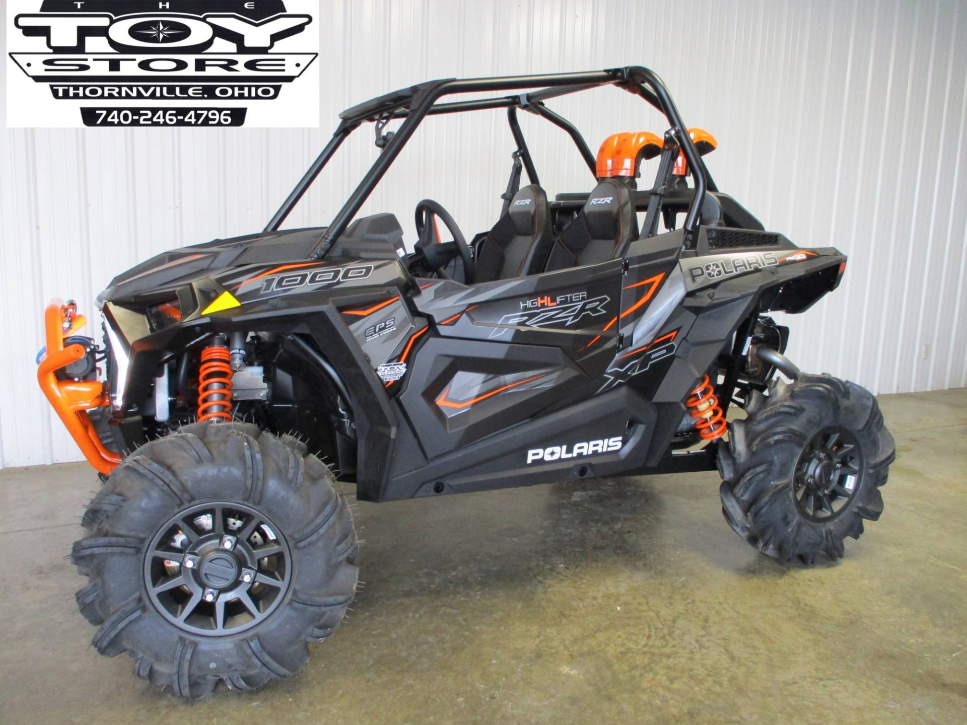 2019 Polaris RZR XP 1000 High Lifter in Thornville, Ohio