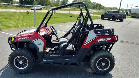 2012 Polaris Ranger RZR® 800 EPS LE in Thornville, Ohio