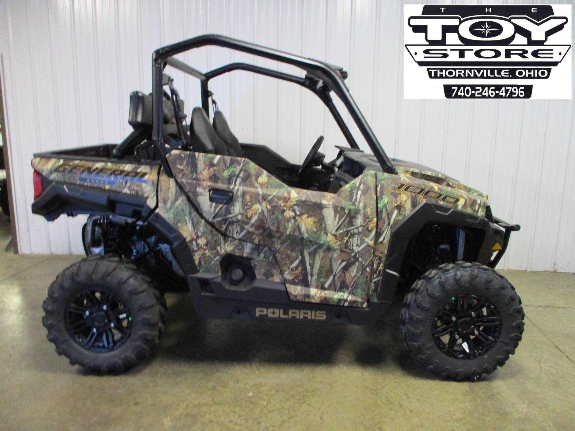 2019 Polaris General 1000 EPS Hunter Edition in Thornville, Ohio