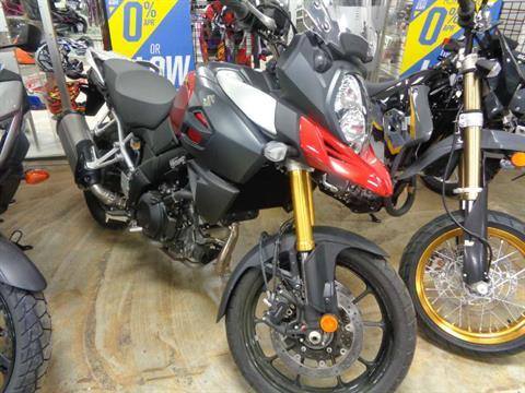 2014 Suzuki V-Strom 1000 ABS in Jacksonville, Florida