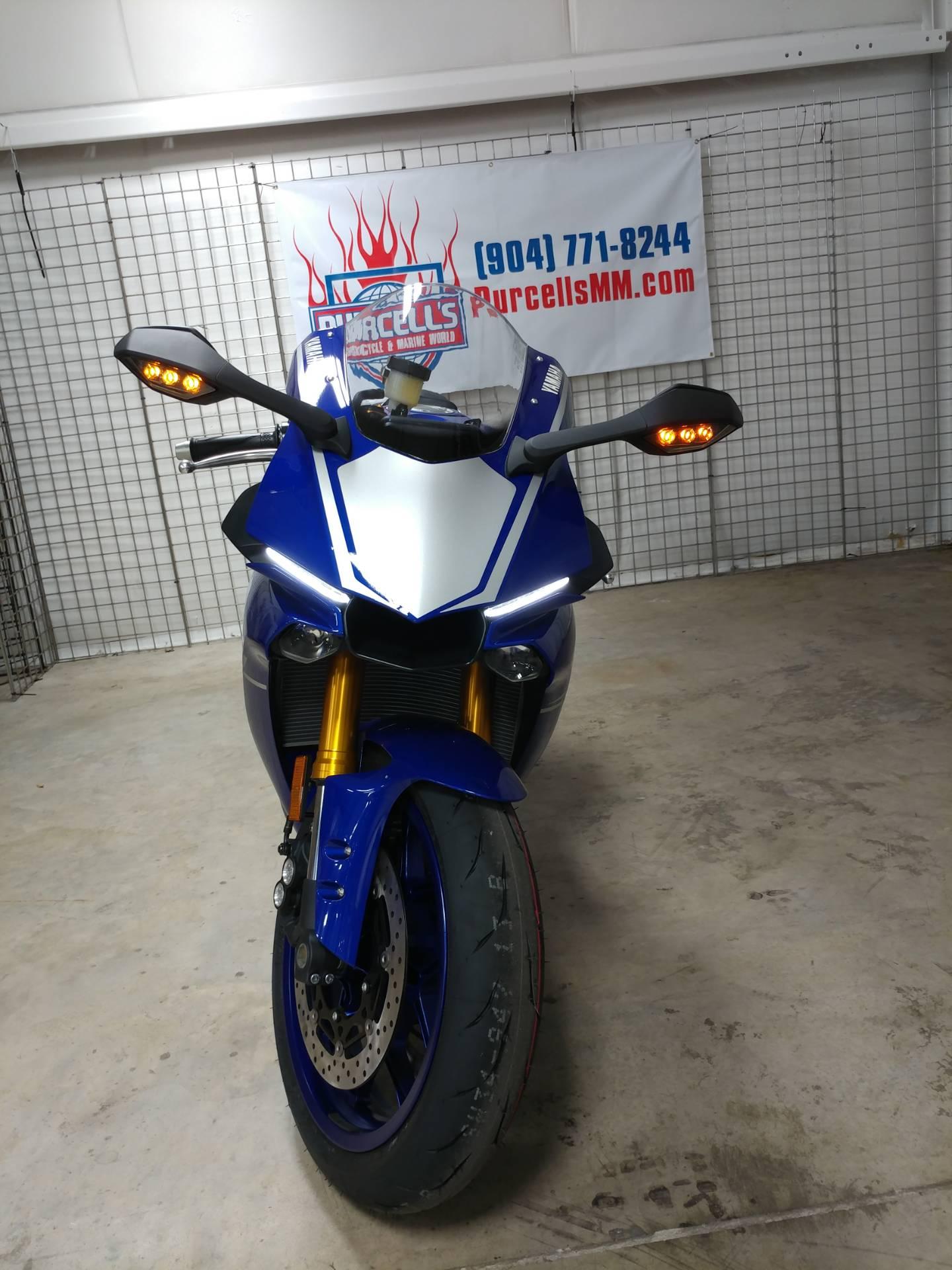 2017 Yamaha YZF-R1 2