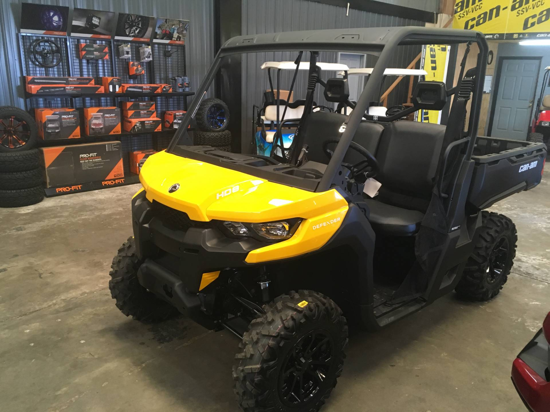 2018 Can-Am Defender DPS HD8 in Douglas, Georgia