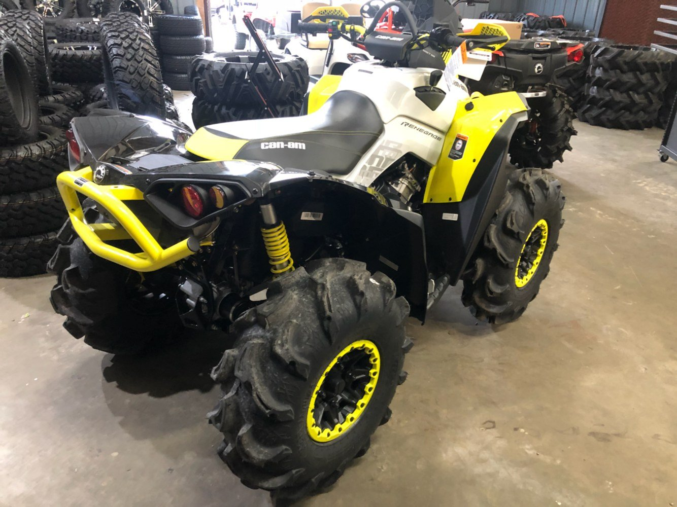 2019 Can-Am Renegade X MR 570 in Douglas, Georgia
