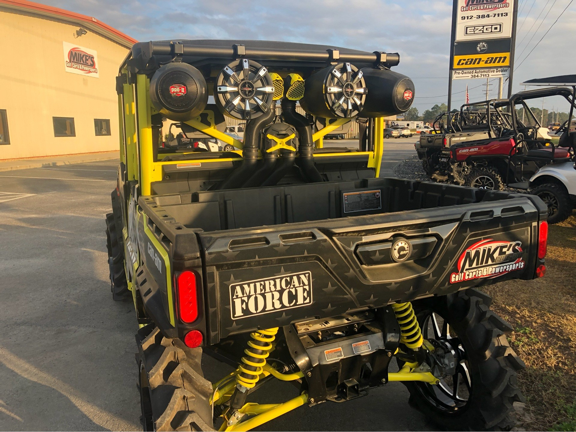 2019 Can-Am Defender Max X mr HD10 in Douglas, Georgia