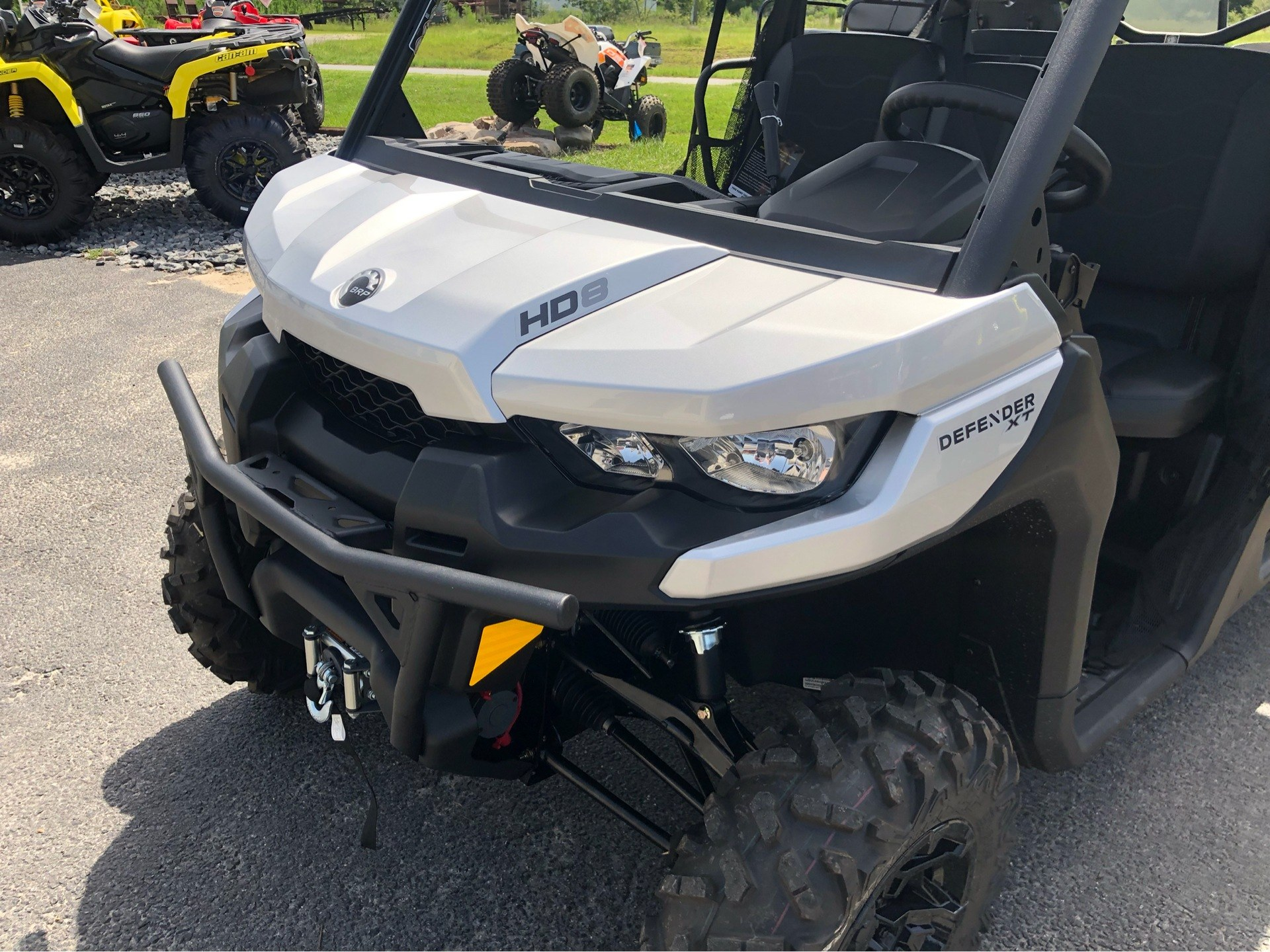 2019 Can-Am Defender MAX XT HD8 in Douglas, Georgia - Photo 4