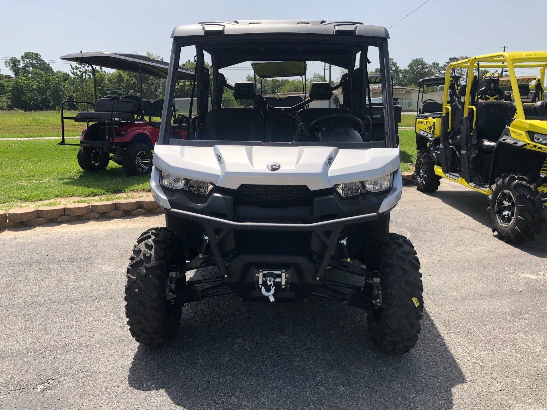 2019 Can-Am Defender MAX XT HD8 in Douglas, Georgia - Photo 5