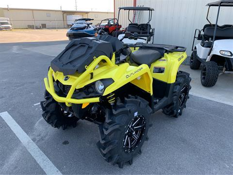2019 Can-Am Outlander X mr 570 in Douglas, Georgia