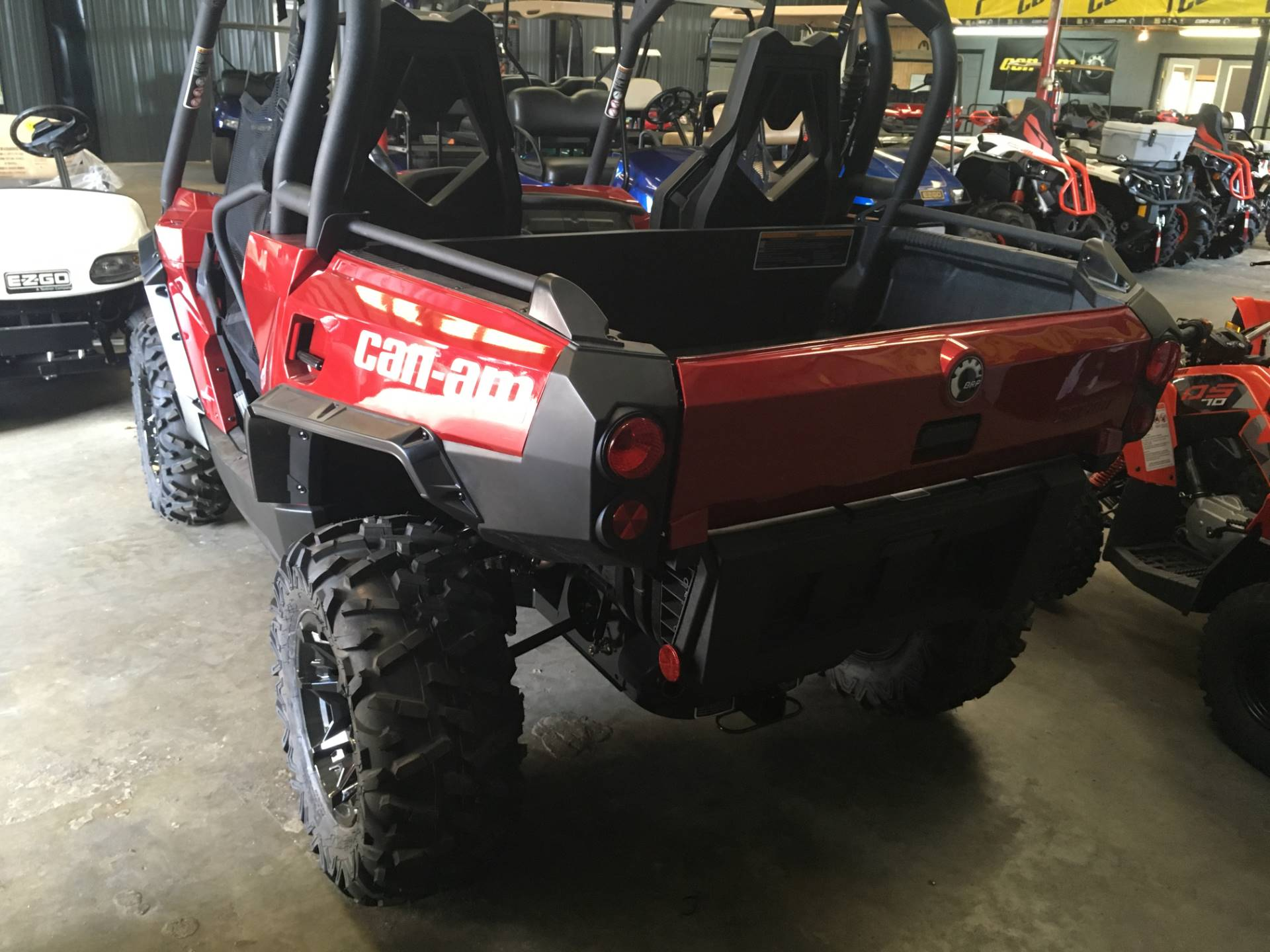 2018 Can-Am Commander XT 1000R in Douglas, Georgia