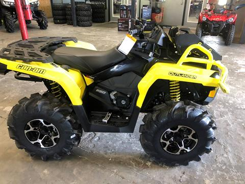 2019 Can-Am Outlander X mr 650 in Douglas, Georgia