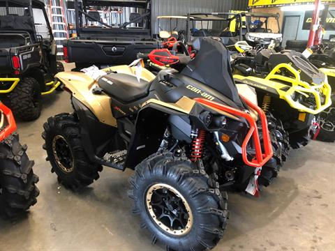 2019 Can-Am Renegade X MR 1000R in Douglas, Georgia