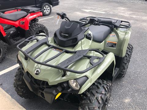 2020 Can-Am Outlander 450 in Douglas, Georgia - Photo 3