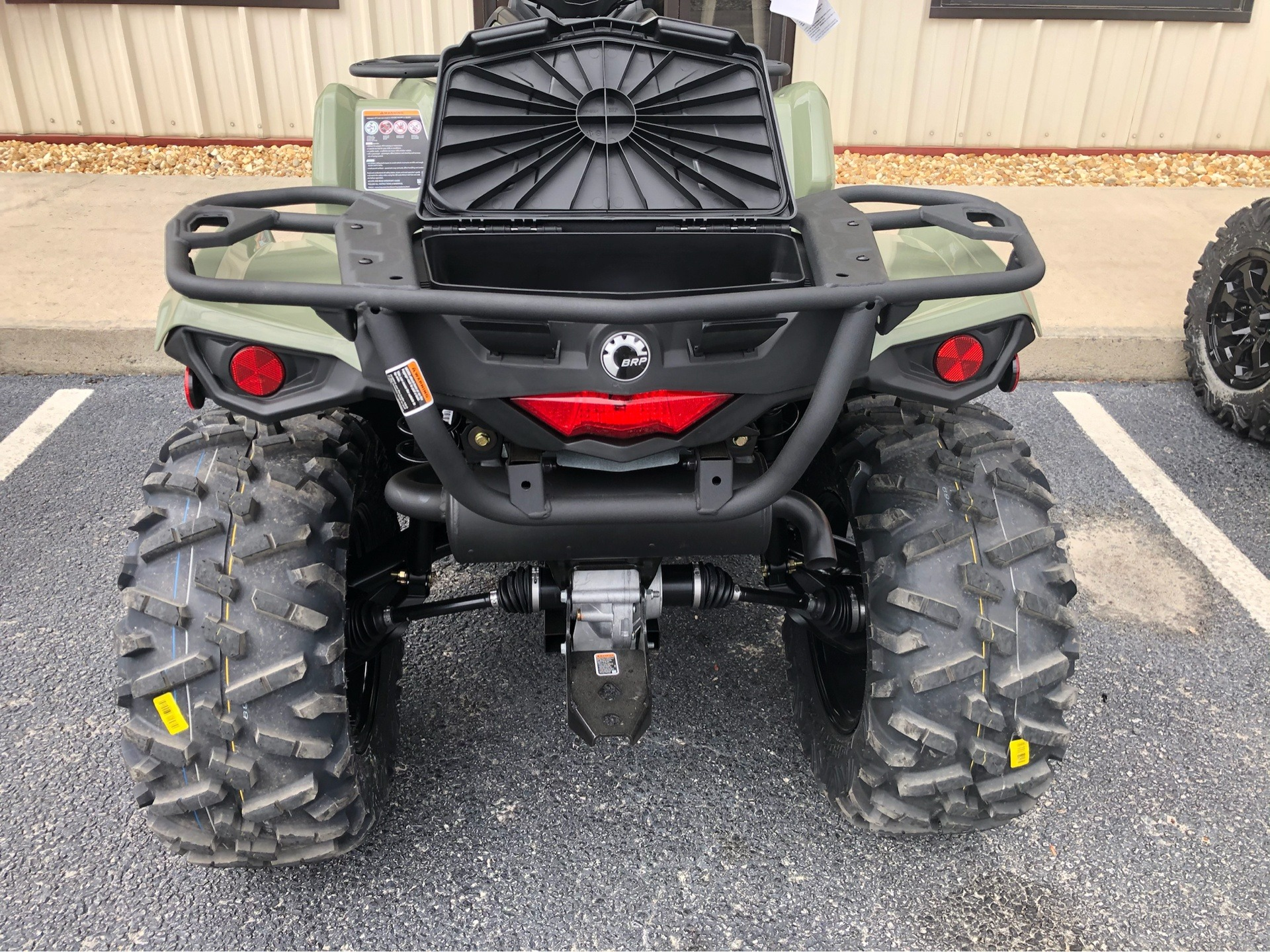 2020 Can-Am Outlander 450 in Douglas, Georgia - Photo 8