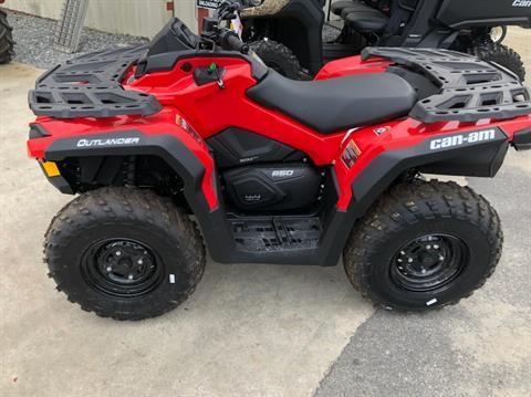 2019 Can-Am Outlander 650 in Douglas, Georgia