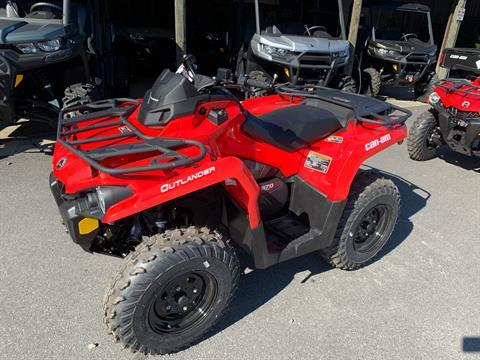 2020 Can-Am Outlander 570 in Douglas, Georgia - Photo 1