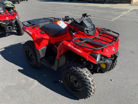 2020 Can-Am Outlander 570 in Douglas, Georgia - Photo 3