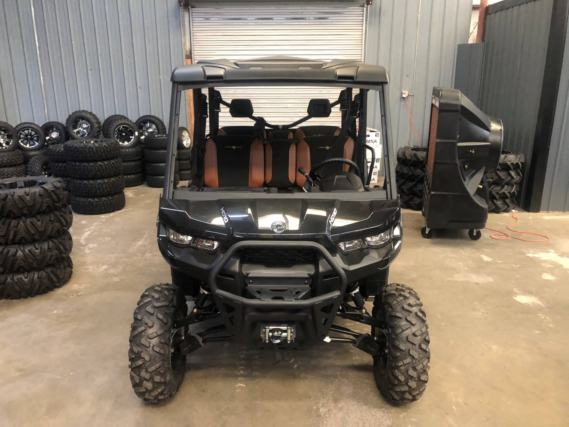 2019 Can-Am Defender MAX Lone Star HD10 in Douglas, Georgia