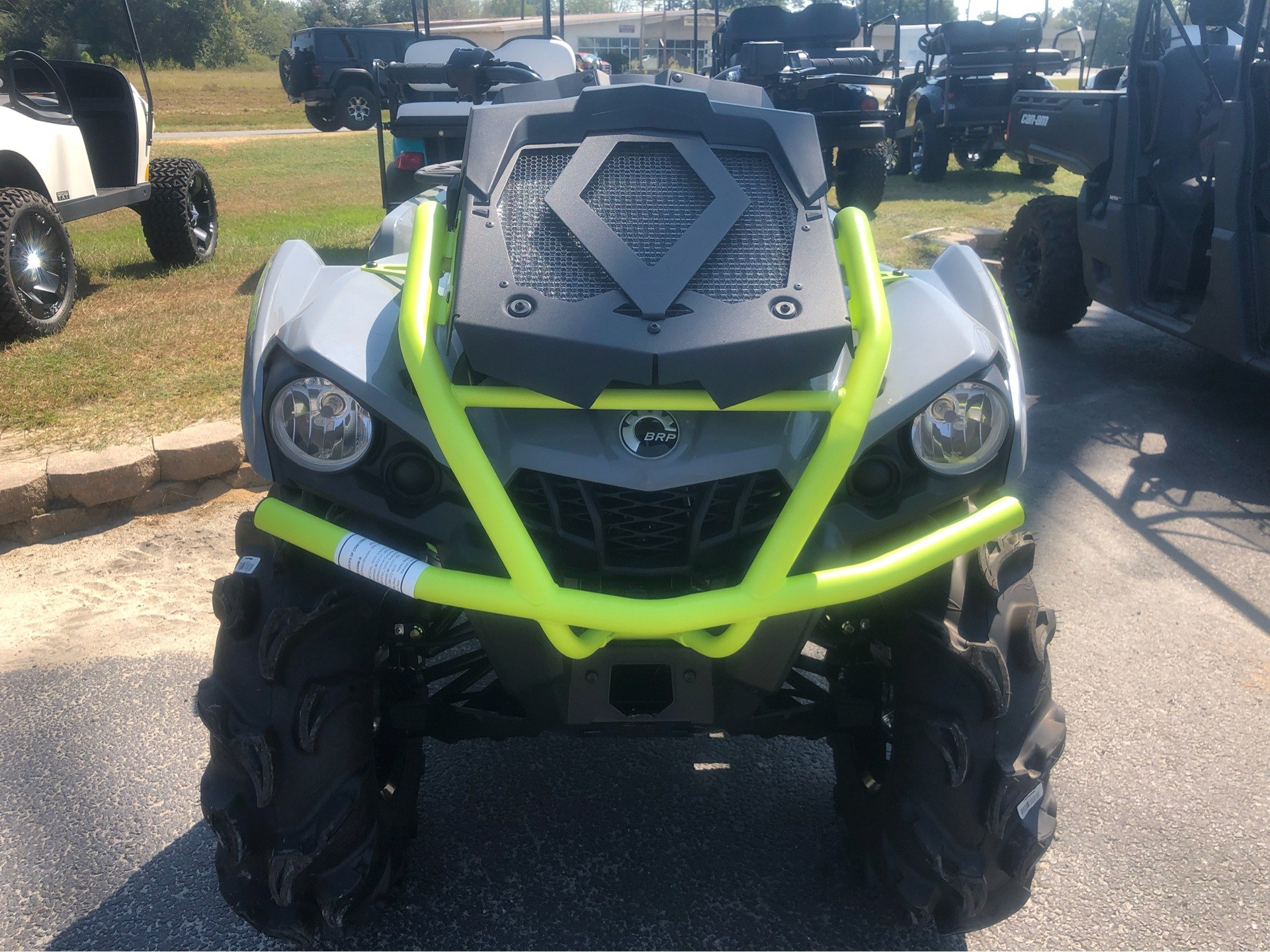 2020 Can-Am Outlander X MR 570 in Douglas, Georgia - Photo 4